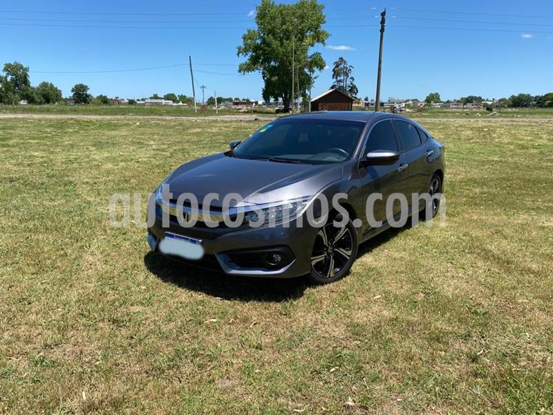 Honda Civic 2.0 EXT Aut usado (2017) color Gris precio u$s20.000