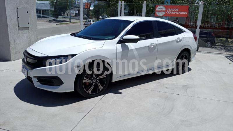 Honda Civic 2.0 EXL Aut usado (2018) color Blanco precio $2.880.000
