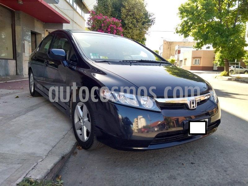 Honda Civic 1.8 LXS usado (2007) color Azul precio $610.000