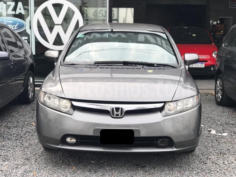 Honda Civic 1.8 LXS usado (2011) color Gris precio $750.000