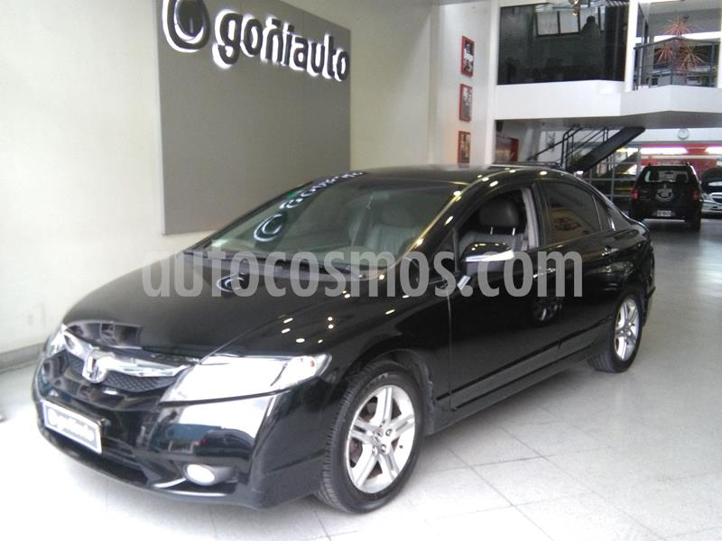 Honda Civic 1.8 EXS AT Sedan (140cv) (L06) usado (2010) color Negro precio $920.000