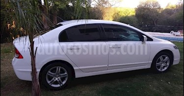 Honda Civic 1.8 EXS usado (2011) color Blanco precio $680.000