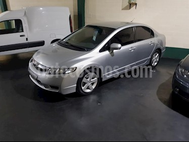Honda Civic 1.8 LXS Aut usado (2010) color Gris Claro precio $410.000
