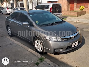 Honda Civic 1.8 LXS usado (2011) color Gris Oscuro precio $450.000
