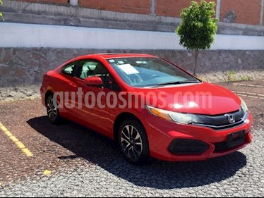 Foto venta Auto usado Honda Civic CIVIC EX COUPE MANUAL (2014) color Rojo precio $189,000
