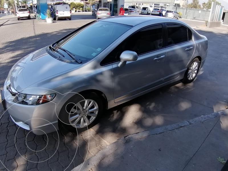Honda Civic  1.8 LX Aut  usado (2010) color Gris precio $6.200.000