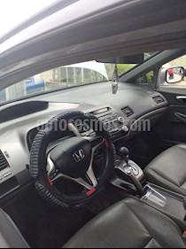 Honda Civic  1.8 EXS Aut  usado (2009) color Plata precio $4.000.000