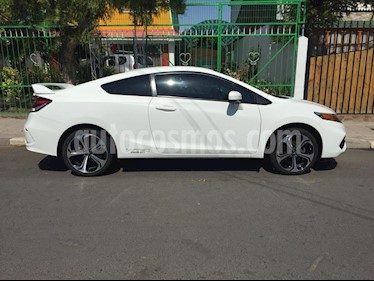 Honda Civic  Si usado (2015) color Blanco precio $11.900.000