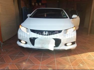 Honda Civic  2.0 Si  usado (2013) color Blanco precio $9.500.000