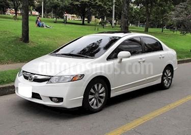 Honda Civic EX 1.8L Aut usado (2011) color Blanco precio $20.000.000