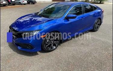 Honda Civic EX 1.8L Aut usado (2018) color Azul precio $40.000.000