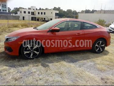 Foto venta Auto usado Honda Civic Coupe EX 1.7L Aut (2018) color Rojo precio $377,000