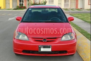 Foto venta Auto Seminuevo Honda Civic Coupe EX 1.7L Aut (2002) color Rojo precio $64,000
