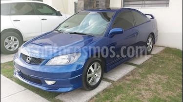 foto Honda Civic Coupé EX 1.7L usado (2005) color Azul precio $99,000
