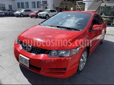 Foto venta Auto usado Honda Civic Coupe EX 1.8L Aut (2011) color Rojo precio $135,000