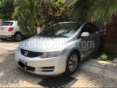 Foto Honda Civic Coupe EX 1.8L Aut usado (2010) color Plata precio $105,000