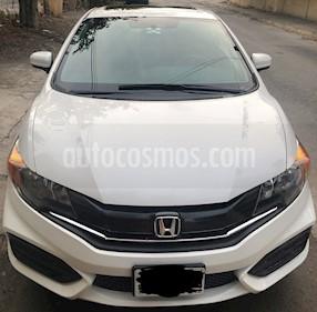 Foto venta Auto usado Honda Civic Coupe EX 1.8L Aut (2014) color Blanco precio $199,000