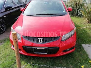 Honda Civic Coupe EX 1.8L Aut usado (2012) color Rojo precio $169,000