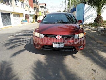 Foto Honda Civic Coupe EX 1.8L Aut usado (2008) color Rojo precio $80,000