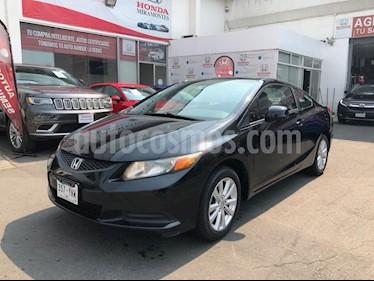 Foto venta Auto usado Honda Civic Coupe EX 1.8L (2012) color Negro Cristal precio $165,000