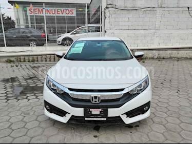 Foto venta Auto usado Honda Civic Coupe EX 1.8L (2018) color Blanco precio $297,000