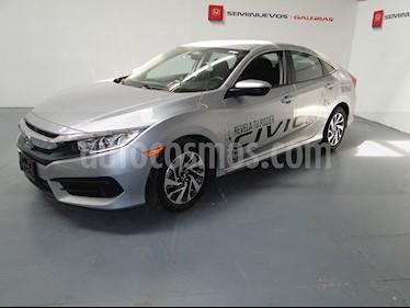 Foto venta Auto usado Honda Civic Coupe EX 1.8L (2018) color Plata precio $304,900