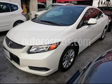 Foto venta Auto usado Honda Civic Coupe EX 1.8L (2012) color Blanco Marfil precio $169,000