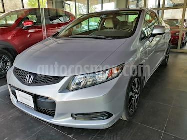 Foto venta Auto usado Honda Civic Coupe EX 1.8L (2013) color Plata Diamante precio $163,000