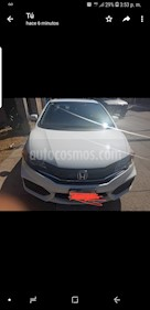 Honda Civic Coupe EX 1.8L usado (2015) color Blanco precio $218,000