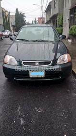 Foto venta Auto usado Honda Civic Coupe EX-R Aut (1998) color Verde precio $45,000