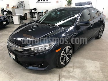 Foto Honda Civic Coupe Turbo Aut usado (2017) color Azul precio $330,000