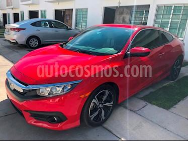 foto Honda Civic Coupé Turbo Aut usado (2017) color Rojo precio $335,000