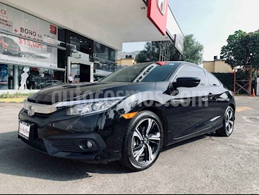Foto Honda Civic Coupe Turbo Aut usado (2018) color Negro precio $328,000