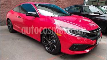Foto venta Auto usado Honda Civic Coupe Turbo Aut (2019) color Rojo precio $399,000