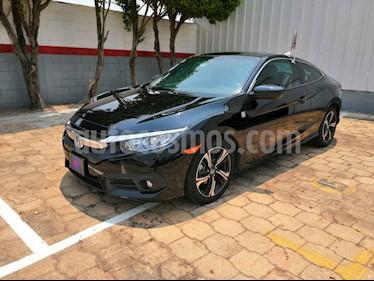 Foto venta Auto usado Honda Civic Coupe Turbo Aut (2018) color Negro precio $330,000