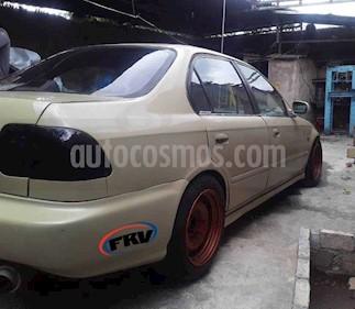 Honda Civic Crx L4,1.6i,16v S 2 1 usado (1996) color Bronce precio u$s2.800