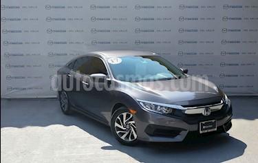 Foto venta Auto Seminuevo Honda Civic EX 1.7L Aut (2017) color Acero precio $280,000