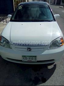 Foto venta Auto Seminuevo Honda Civic EX 1.7L Aut (2001) color Azul precio $53,000