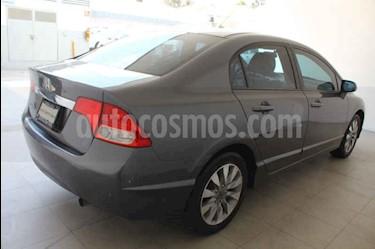 Foto venta Auto usado Honda Civic EX 1.8L Aut (2011) color Gris precio $139,000