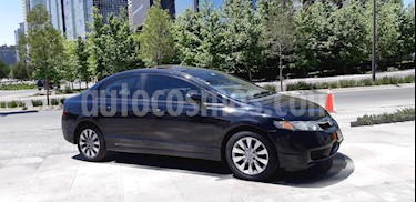 Foto venta Auto usado Honda Civic EX 1.8L Aut (2010) color Negro precio $117,500