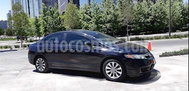 Honda Civic EX 1.8L Aut usado (2010) color Negro precio $117,500