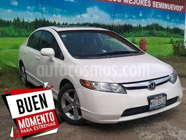 Foto venta Auto Seminuevo Honda Civic EX 1.8L (2008) color Blanco precio $115,000