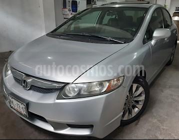 Foto Honda Civic EX 1.8L usado (2011) color Gris precio $129,900