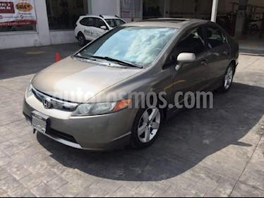 Foto venta Auto Seminuevo Honda Civic EX 1.8L (2008) color Gris precio $115,000