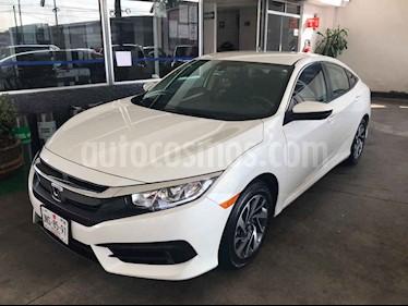 Foto venta Auto usado Honda Civic EX Aut (2017) color Blanco precio $295,000