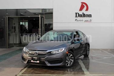 Foto Honda Civic EX Aut usado (2017) color Gris precio $269,000
