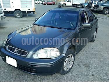 Honda Civic Ex-Exi (4at) L4,1.6i,16v A 1 1 usado (1998) color Gris precio u$s1.950