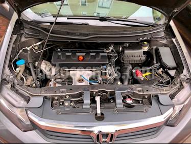 Foto venta Carro usado Honda Civic EX L SR 1.8L Aut (2012) color Gris precio $39.500.000