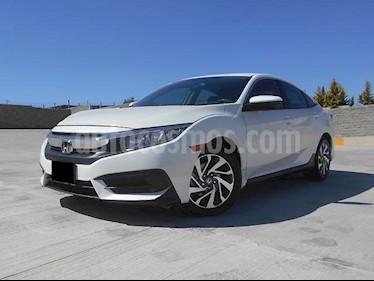 Foto venta Auto usado Honda Civic EX (2018) color Blanco precio $293,000