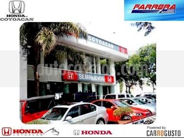 Foto venta Auto usado Honda Civic EX (2013) color Plata Diamante precio $185,000
